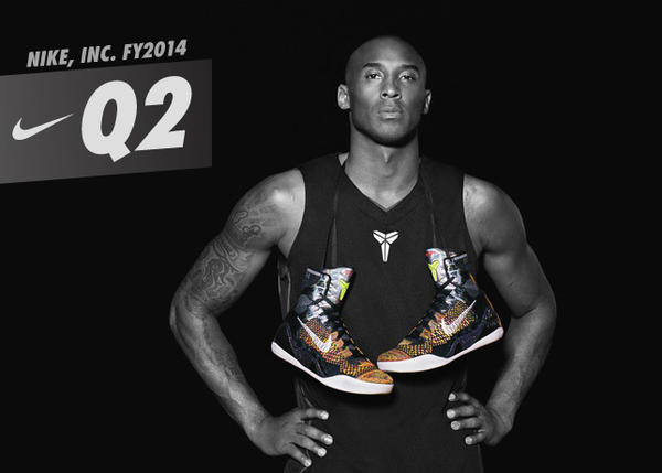 NIKE, Inc. Announces Q2 FY2014  Earnings and Conference Call