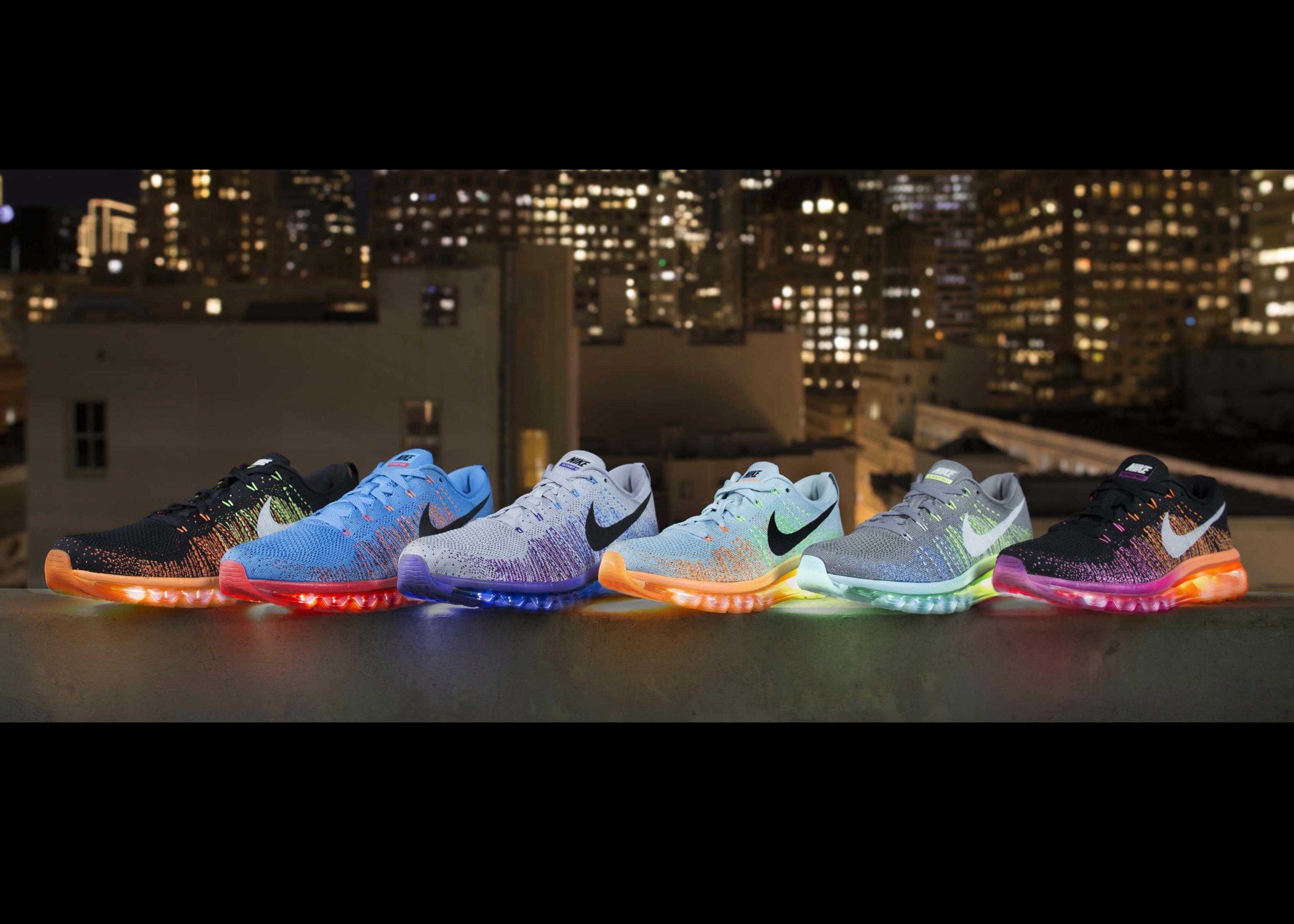Nike Flyknit Air Max 14