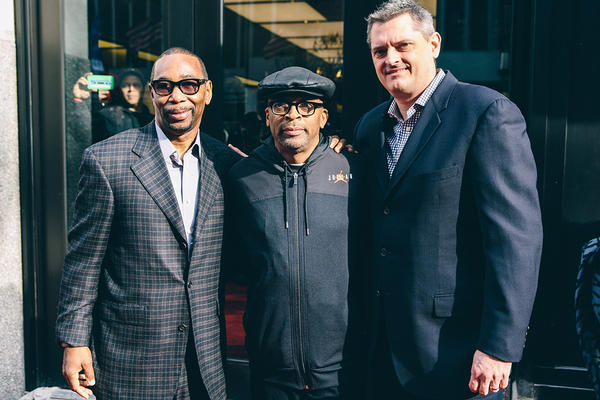 Jordan Brand Celebrates Flight 23 at Footaction Grand Opening in New York