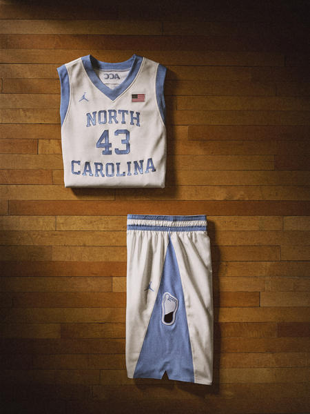 Respect the Past, Represent the Future: University of North Carolina Basketball