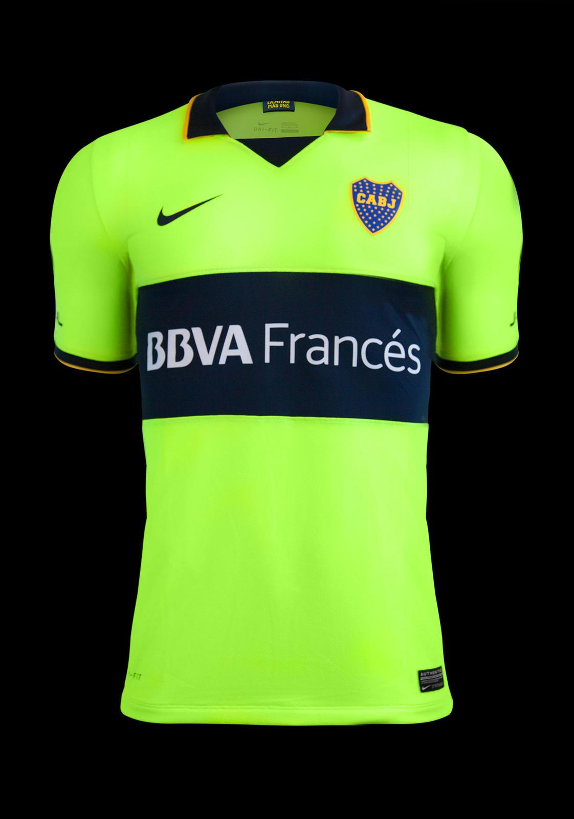 Boca Juniors T Shirt Design