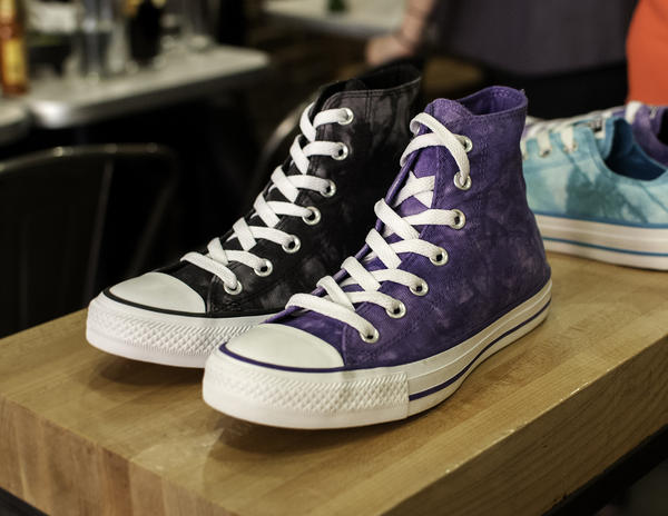 Converse Announces Spring 2014 All Star Collection