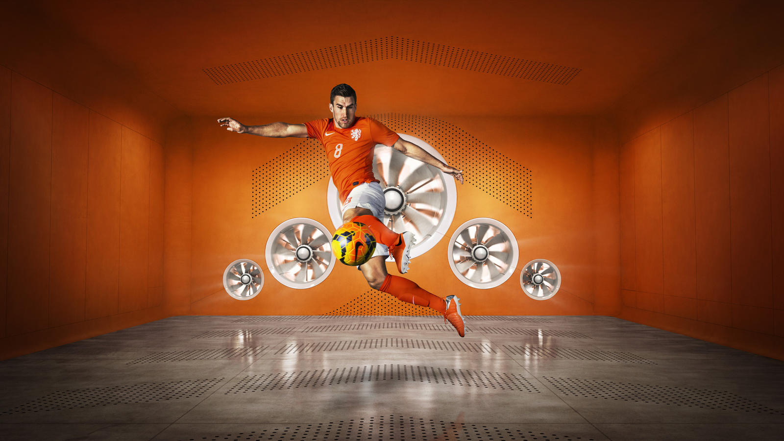 Nike News - Netherlands Unveils 125th Anniversary Dutch Home Kit with Nike