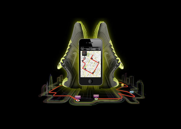 Map your run with new Nike+ GPS App