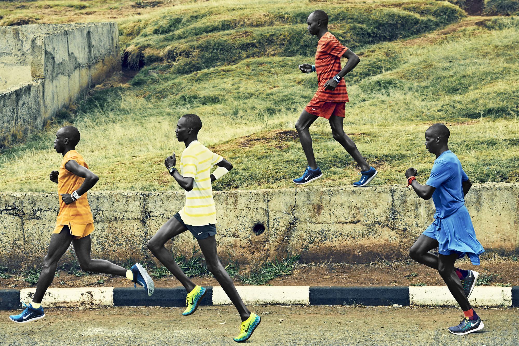 mens nike free run 4.0 yellow red