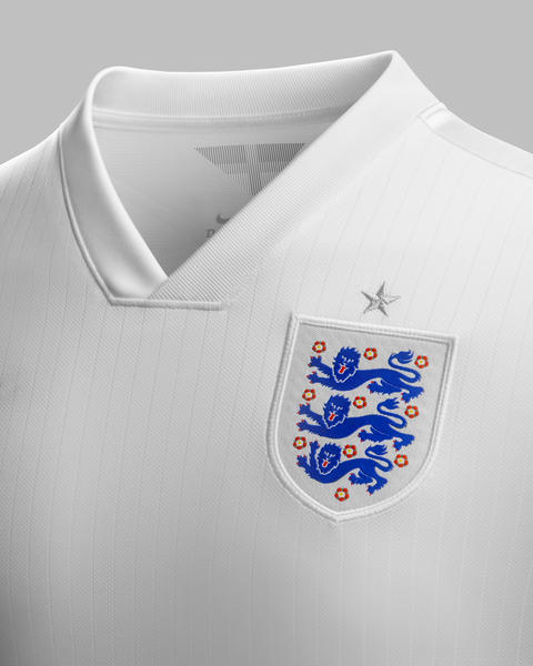 England Unveils New Nike Home and Away Kits for 2014