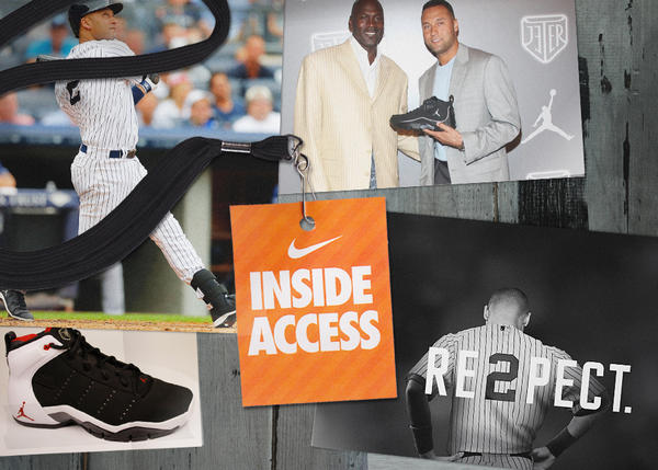 Inside Access: Celebrating Derek Jeter's Last Season with RE2PECT