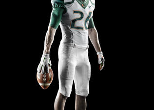 Inc. - Miami Hurricanes Unveil New 2014 Nike Football Uniform Design