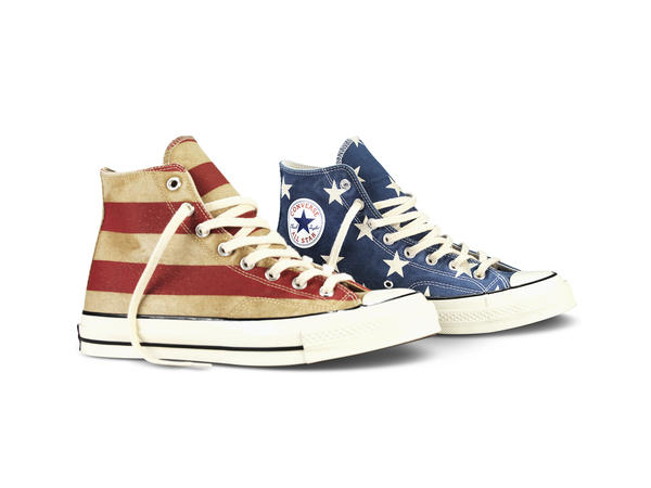 Converse Presents Vintage Flag Chuck Taylor All Star '70