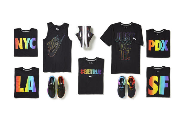 Nike #BETRUE Collection Celebrates the Pursuit of Sport for All Athletes