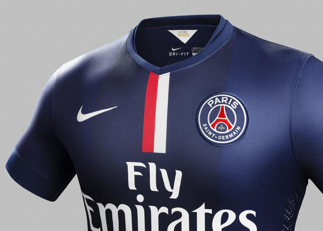 Official! PSGs new Nike kit for 2014/2015 is a classy affair [Pictures]