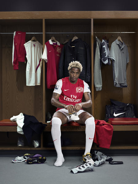 Nike Unveils Arsenal FC 125th Anniversary Kit