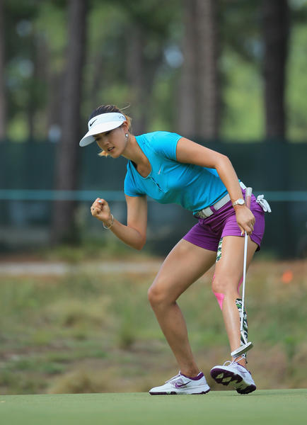 Nike Golf Athlete Michelle Wie Dominates to Win the U.S. Women's Open