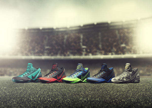 Nike Zoom Field General: Designed for Speed on Turf