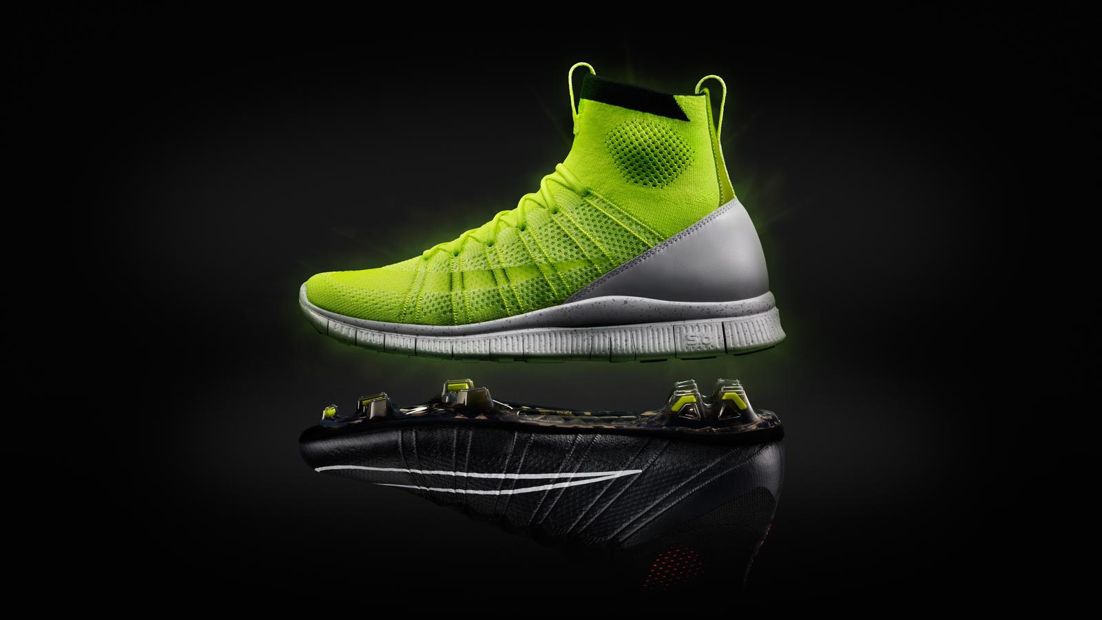 Nike Free Flyknit Mercurial Superfly