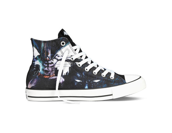 Converse Launches New Chuck Taylor All Star DC Comics Collection