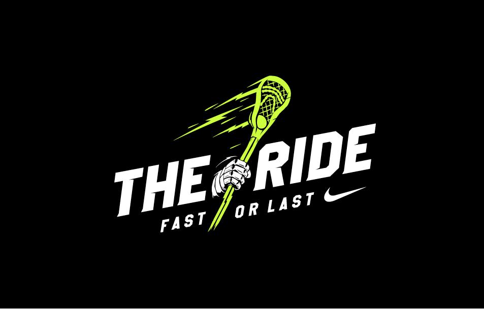 "Nike Lacrosse Wallpaper ""The Ride"" for Eli..."
