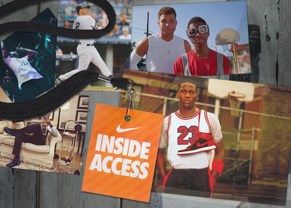 Inside Access: An Evolving Jordan Brand Continues to Inspire the Next Generation