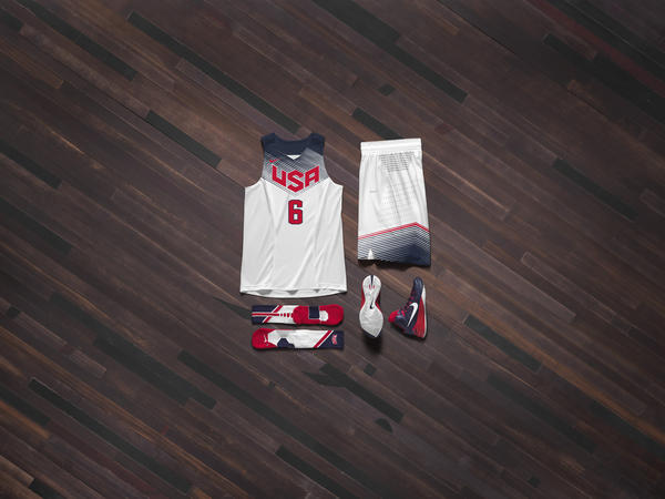 Nike Basketball Unveils USA Basketball Uniform
