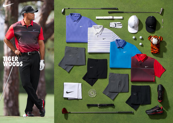 Nike Golf Athletes Rely on Elite Cooling at The PGA Championship