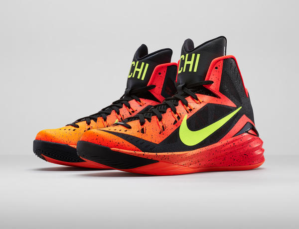 Nike Hyperdunk 2014 City Pack Takes the Court at World Basketball Festival