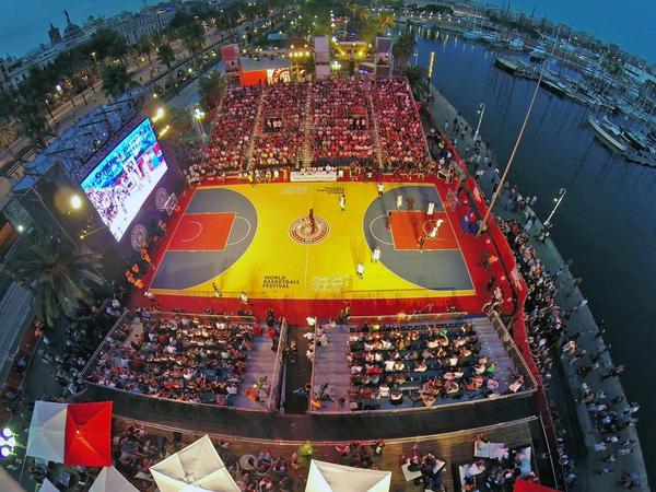 Nike World Basketball Festival 2014 Concludes in Barcelona