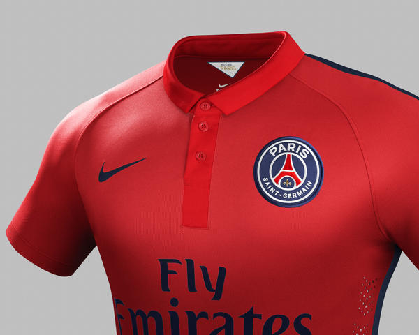 Nike and Paris Saint-Germain Unveil New Third Kit for 2014-15 Season