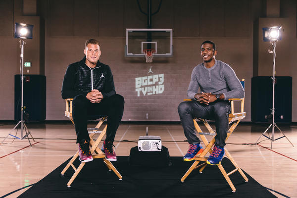 Jordan Brand Announces Comedy TV Campaign: BGCP3TV in HD