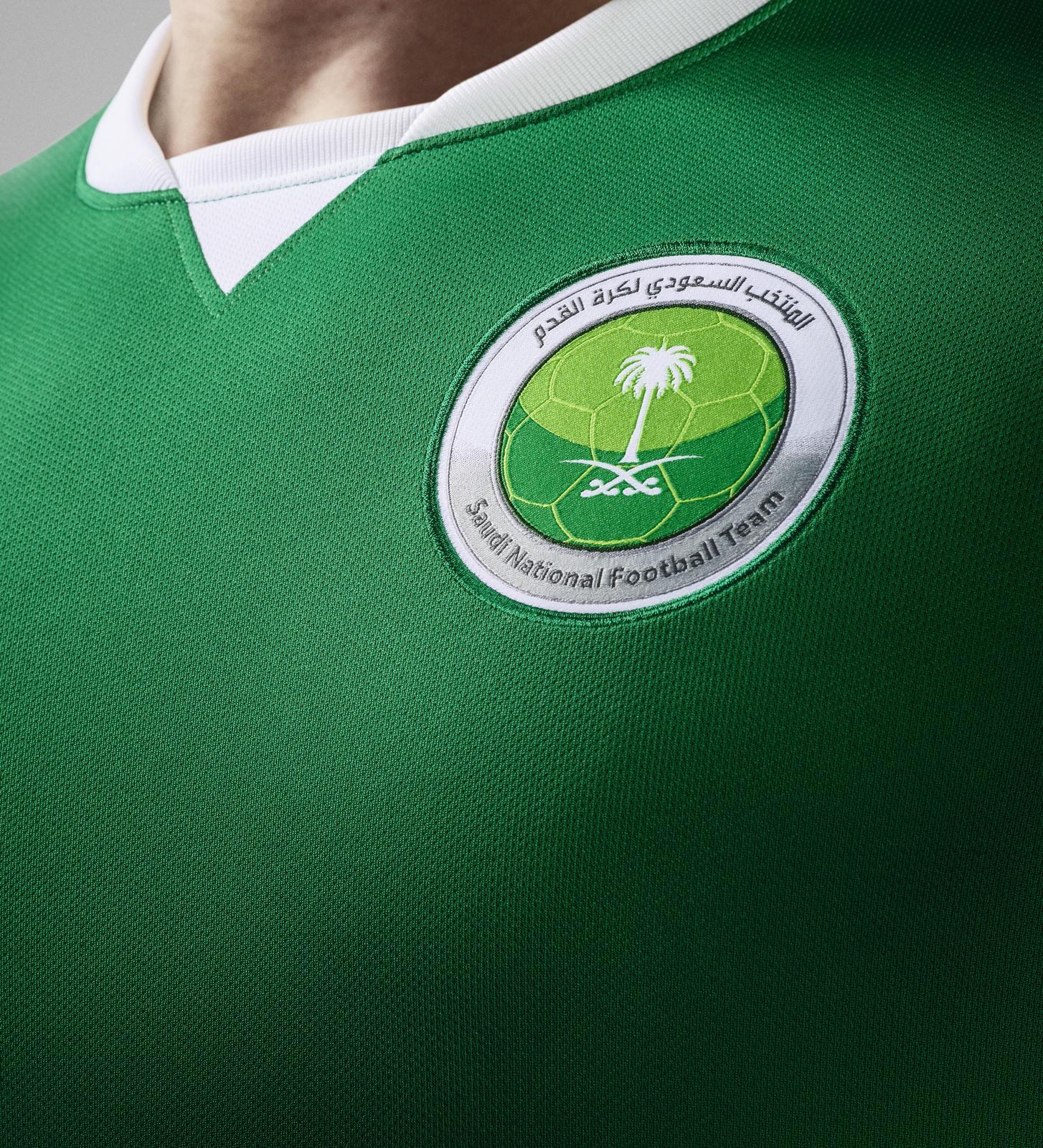 Nike jacket in saudi arabia -  Mobile Gallery Image Mobile Gallery Image Close Nike Home Kit For Saudi Arabia