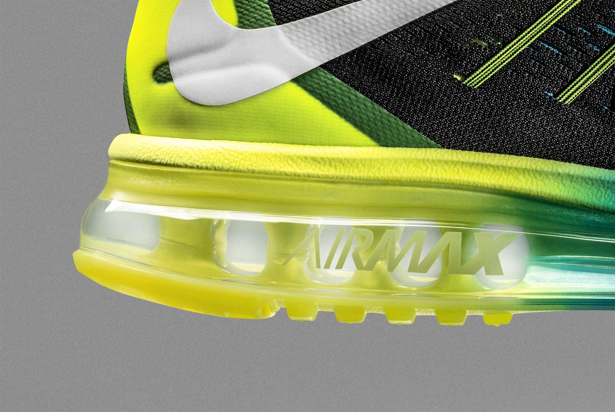 Nike Air Max 2015 Yellow