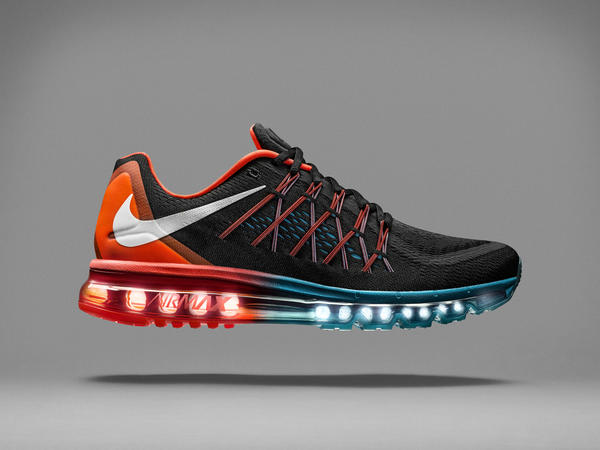Nike Air Max 2015 'Reflective' Information