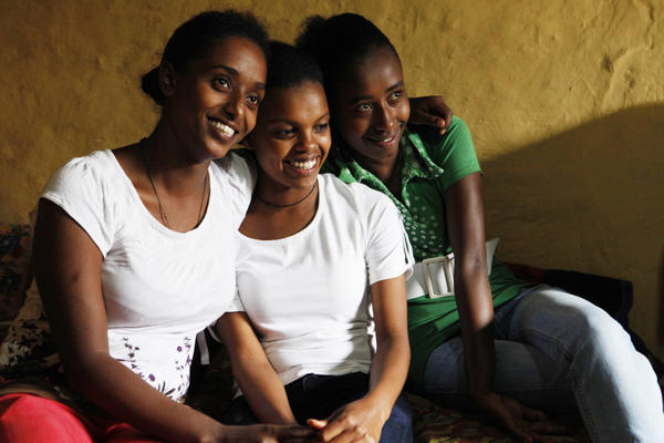 Working Together for an AIDS-Free Future for Girls