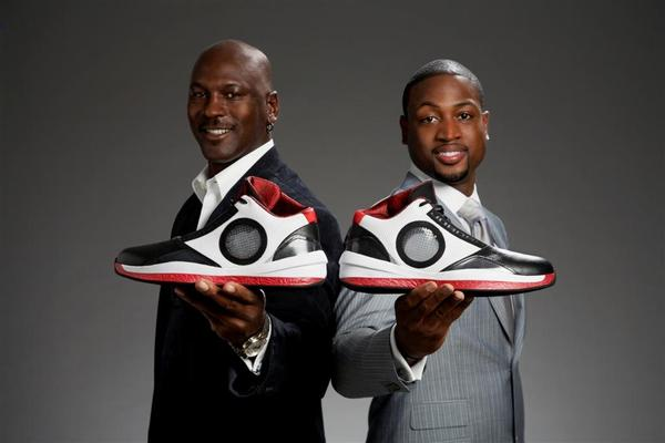 Jordan Brand Launches The Air Jordan 2010
