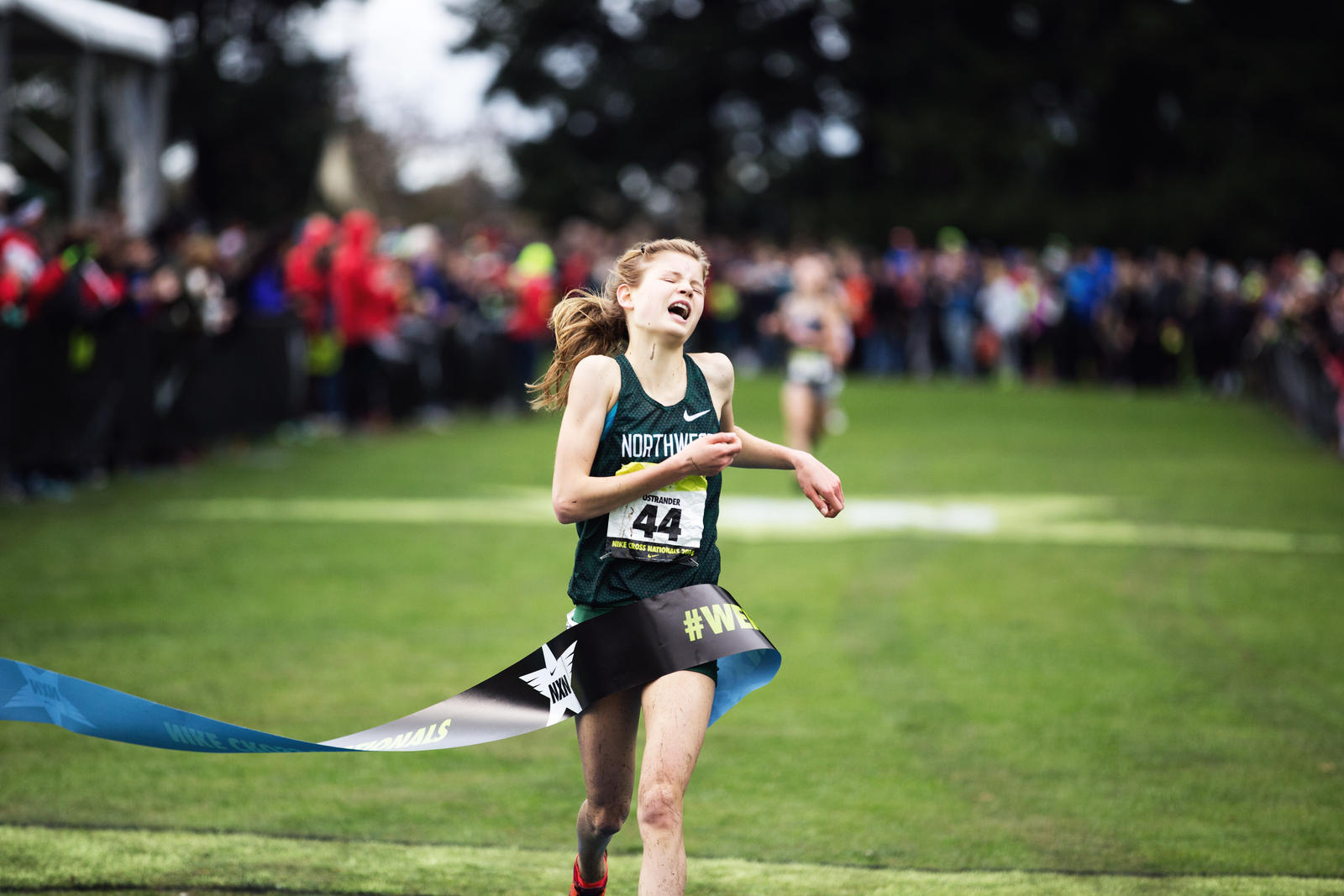 UPDATE: Eighth Grader Grace Ping WILL Race Nike Cross Nationals