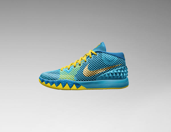 "Nike Debuts The KYRIE 1 ""Cereal"" For Young Athletes"