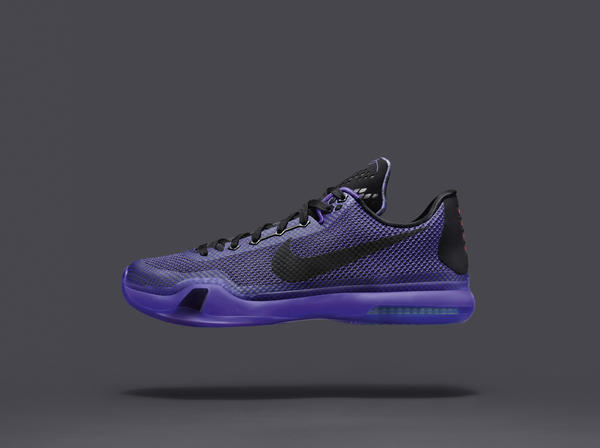 KOBE X Blackout Inspired by Kobe Bryant's Relentless Workouts