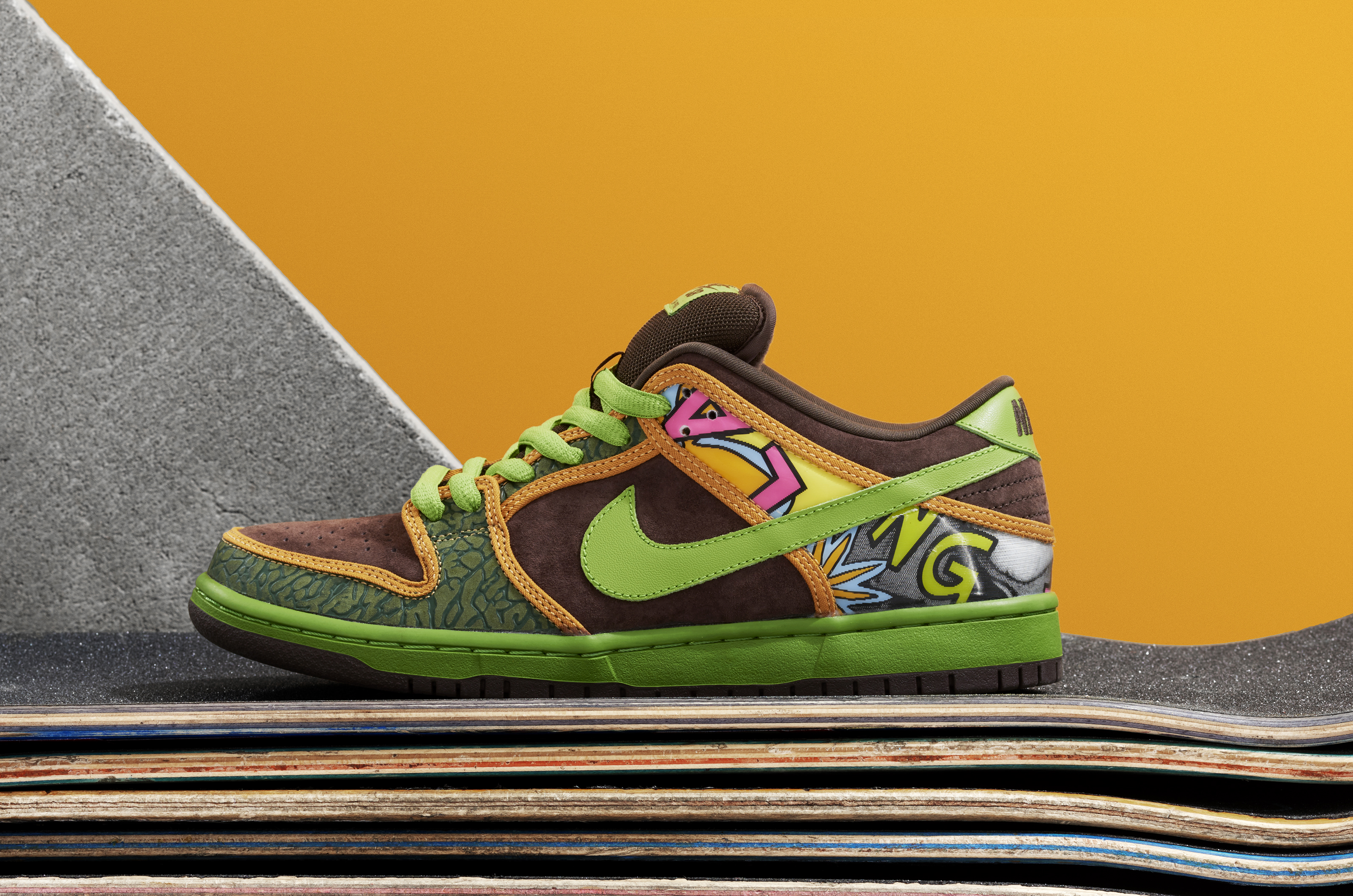 Nike Sb Colombia