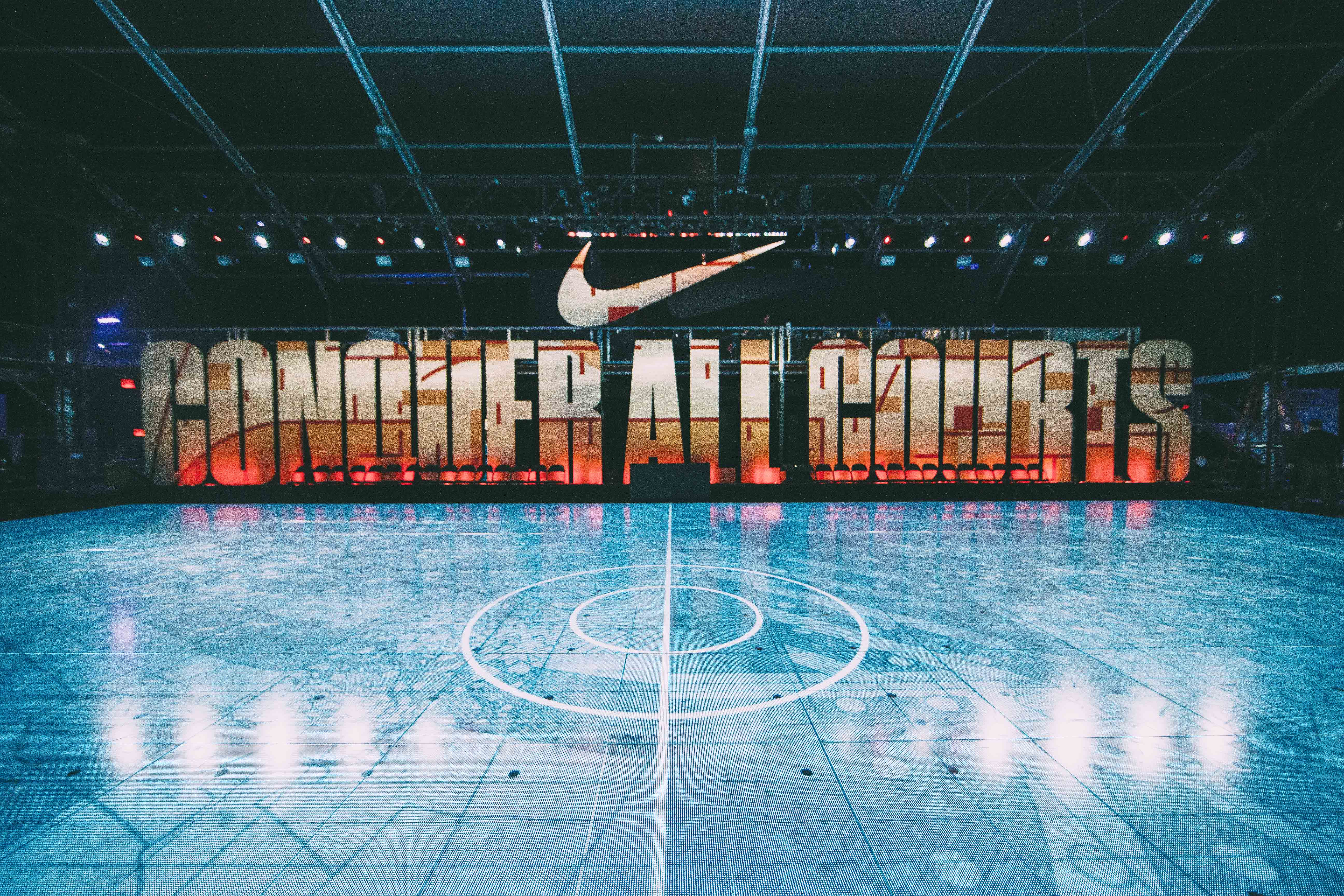 Welcome To Zoom City Arena The Future Of Basketball