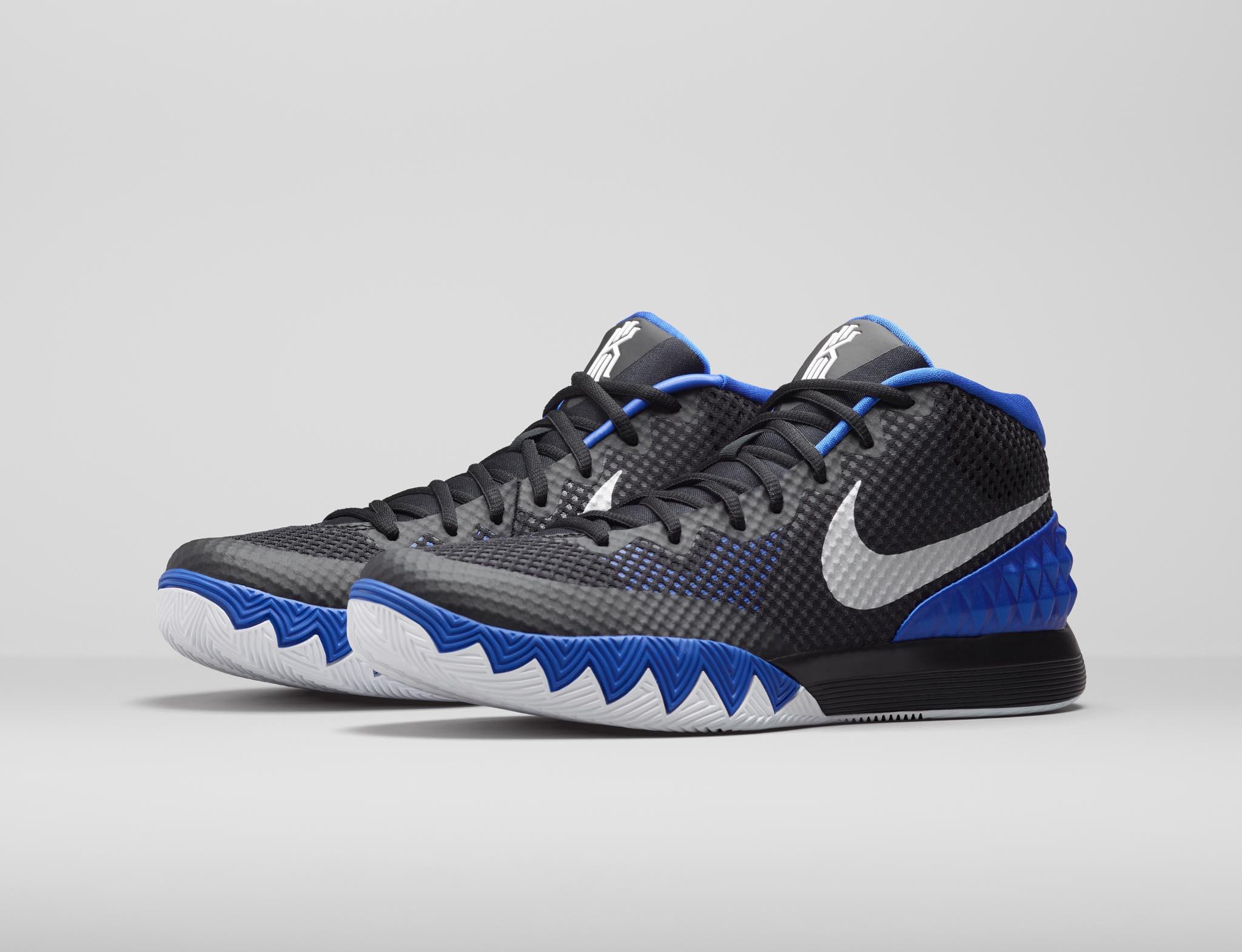nike kyrie 1 blue black