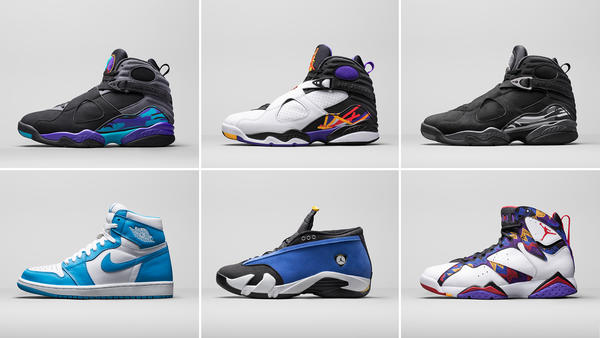 Jordan Brand Previews the Holiday 2015 Retro Lineup