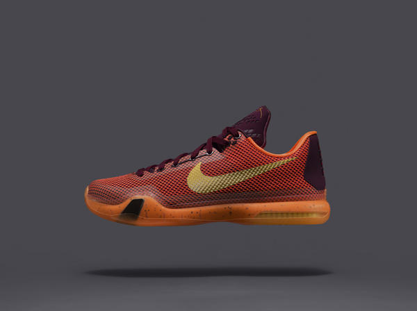 KOBE X Silk Shoe Inspired by Kobe Bryant's Personal Connections to Asia and Europe