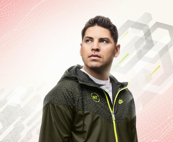 Jacoby Ellsbury and Nike N7 Celebrate the Legend of the Dragonfly