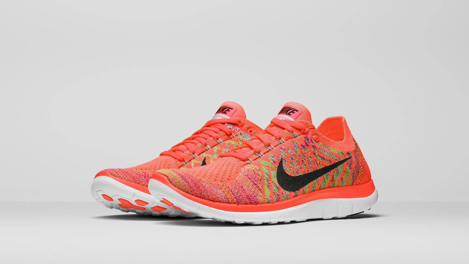 Flyknit Nike Free Run