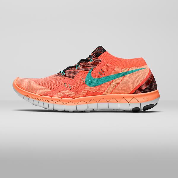 d3381a0cbffd7 New Nike Free 2015 Light Blue Orange