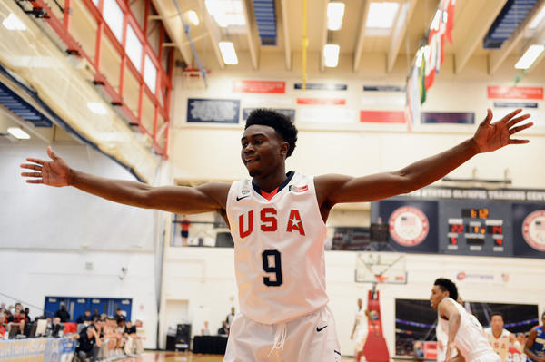 Jaylen Brown Aims for Nike Hoop Summit Victory Following State Championship