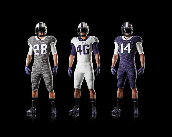 TCU's Tradition of Resilience Inspires Nike Football Mach Speed Uniform