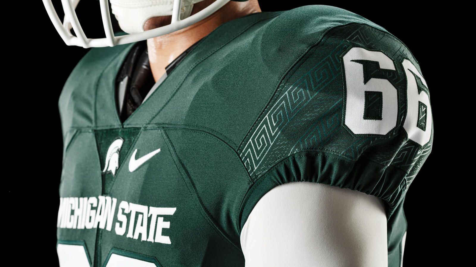 Michigan State Football Updates Nike Uniform Design - Nike News