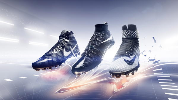 Nike Football Cleats Offer Different Dimensions of Speed