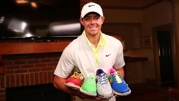 Rory McIlroy Laces Up for Kids Impacted by Cancer at the Irish Open