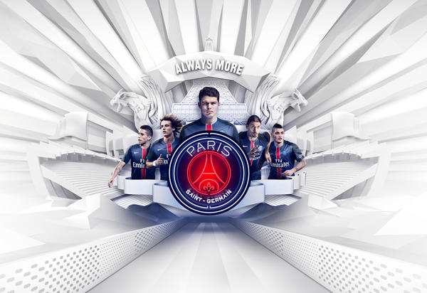 Grandeur, Respect, Passion: Paris Saint-Germain Home Kit for 2015-16 Epitomizes Club's Core Values
